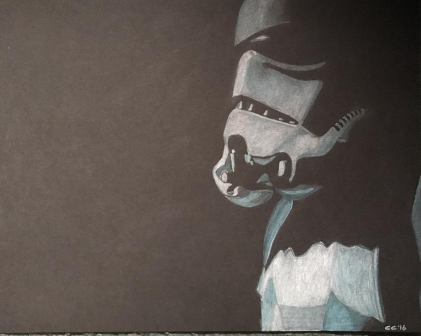 Stormtrooper par cbchesnut